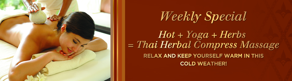 Viyada Thai Herbal Compress Massage