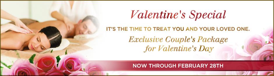 Viyada Valentines Package