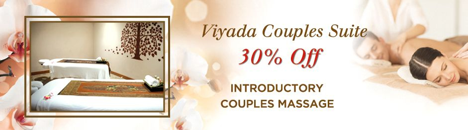 Viyada Couples Massage Special