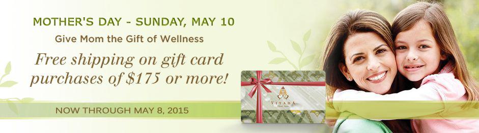 Viyada Mother's Day Gift Card